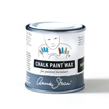 Load image into Gallery viewer, Black wax 120 mL