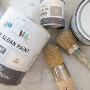 Intro to Annie Sloan Chalk Paint ®