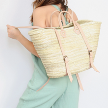 Load image into Gallery viewer, Tokyo French Basket Backpack
