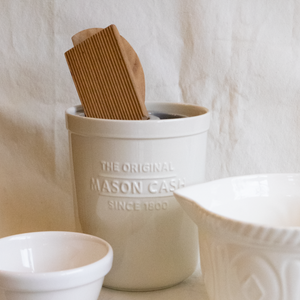 Mason Cash Kitchen Utensil Holder & Trivet