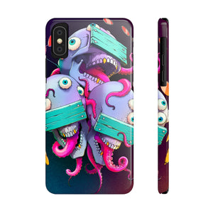 Censorship - phone case - VoodooFoxStore