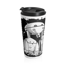 Load image into Gallery viewer, Robotzzz - Stainless Steel Travel Mug - VoodooFoxStore