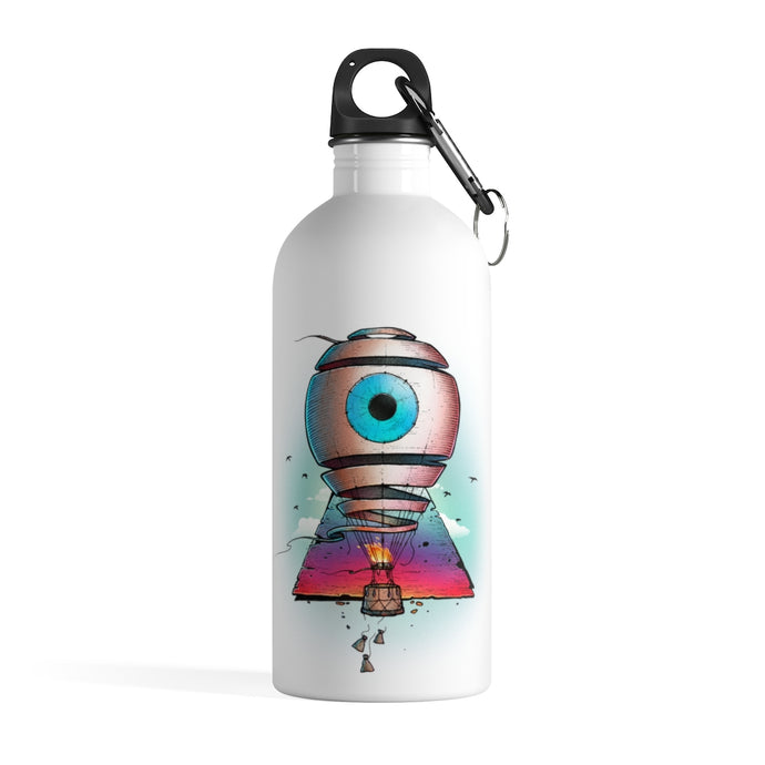 Vision - Stainless Steel Water Bottle - VoodooFoxStore