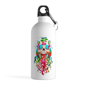 Self Parody - Stainless Steel Water Bottle - VoodooFoxStore