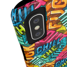 Load image into Gallery viewer, chill - phone case - VoodooFoxStore