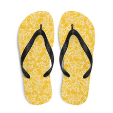 Load image into Gallery viewer, Skulls Flip-Flops - VoodooFoxStore