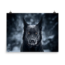 Load image into Gallery viewer, Brick Dark Portrait - Poster - VoodooFoxStore