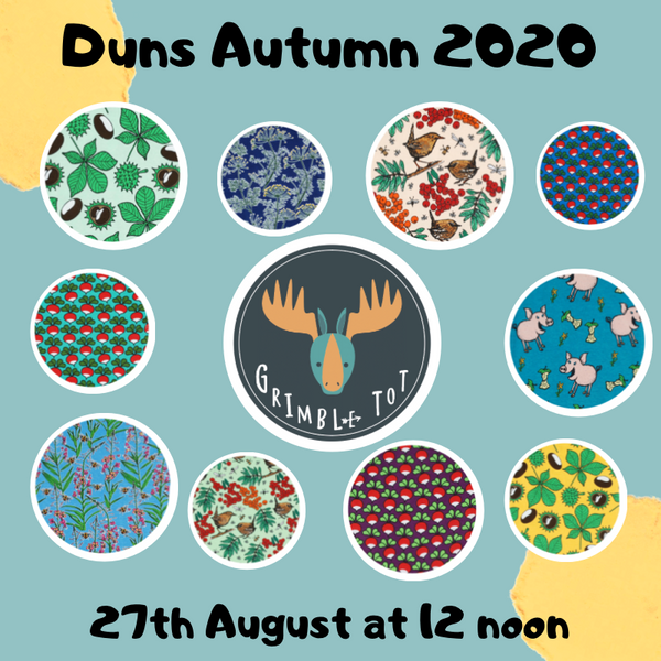 Duns Autumn 2020 - the lowdown