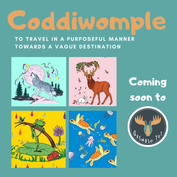 Spotlight on Coddi & Womple
