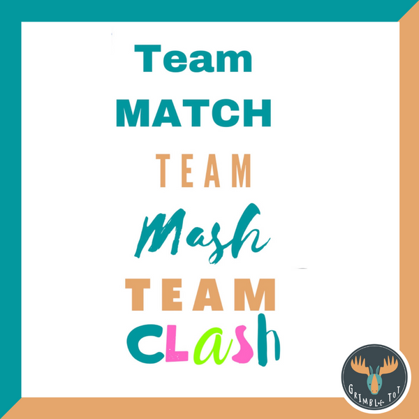 Match, Clash or Mash... how do you pair yours?