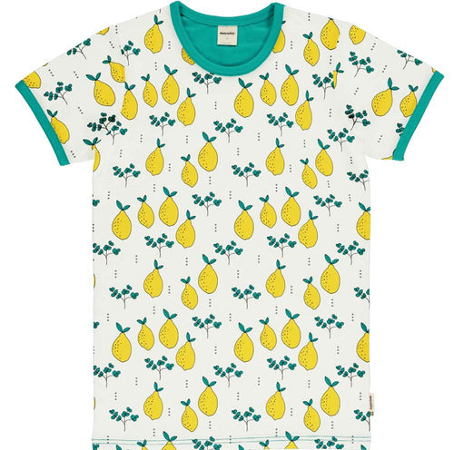 "Meyadey ""Leafy Lemon"" Adult Shirt (Men)"