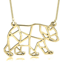 Load image into Gallery viewer, Bear Necklace