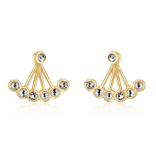 Load image into Gallery viewer, Birthstone Earring Jackets