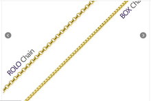 Load image into Gallery viewer, Capital Letter Name Necklace