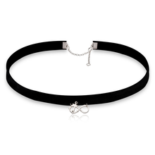 Load image into Gallery viewer, Infinity With Anchor Choker