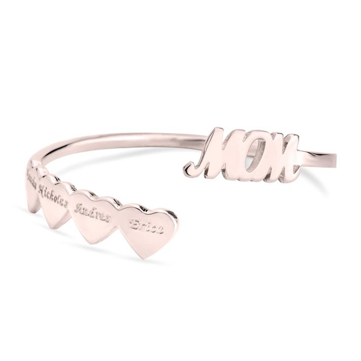 Mother's Bangle with Children Name