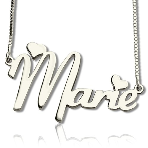 Standard Name Necklace