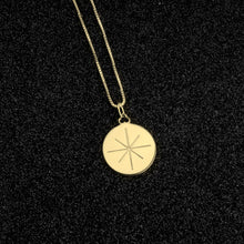 Load image into Gallery viewer, North Star Necklace