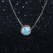 Load image into Gallery viewer, Opal Necklace