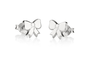 Bow Shaped Earrings