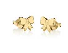 Load image into Gallery viewer, Bow Shaped Earrings