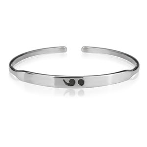 Semi Colon Bangle