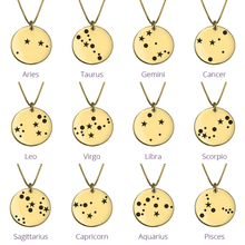 Load image into Gallery viewer, Star Constellation Necklace