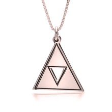 Load image into Gallery viewer, Triforce Necklace