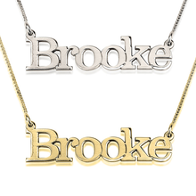 Load image into Gallery viewer, Unique Name Necklace