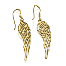 Load image into Gallery viewer, Wing Earrings