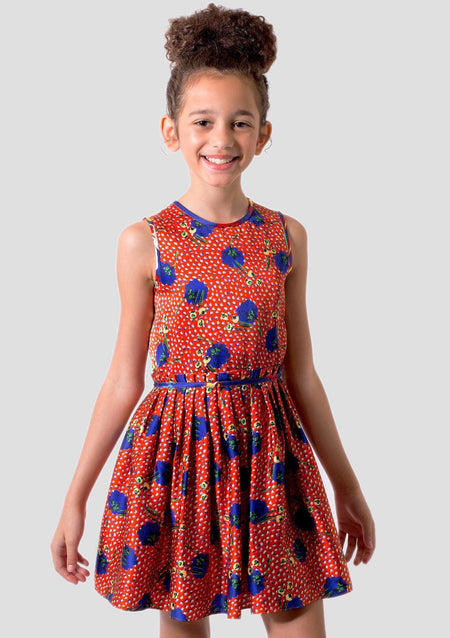 Little Blooms Dress