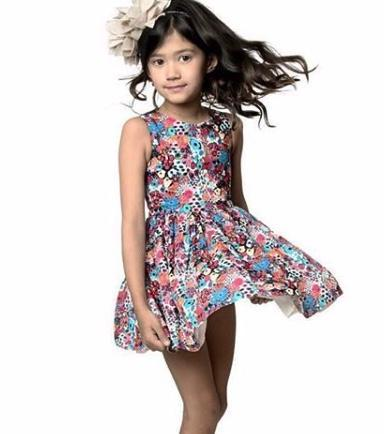 Laila Baby Doll Dress