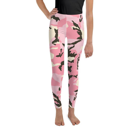 Summer Blooms and Butterflies Leggings - pink
