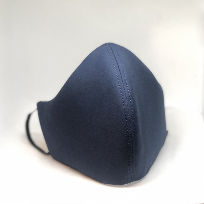 MASK - Unisex Face Masks - Navy Blue