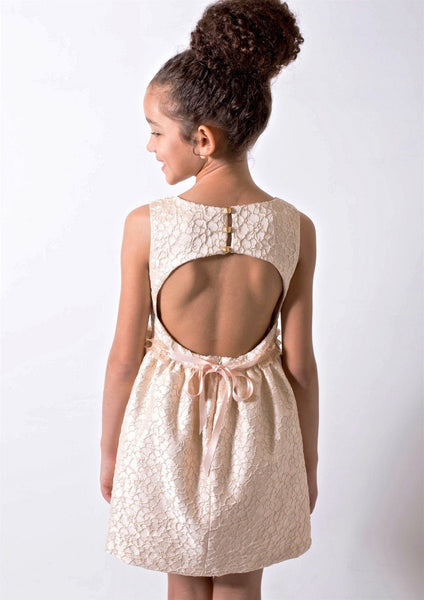 Special Occasion - Gemma 'Cutout Back' Dress