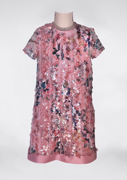 Special Occasion - Kayla Multicolored Sequins Lace Dress
