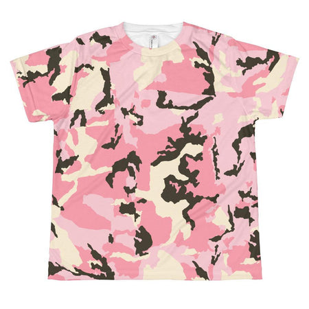 Pink Abstract T-shirt
