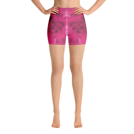 Women's Fuchsia Rash Guard