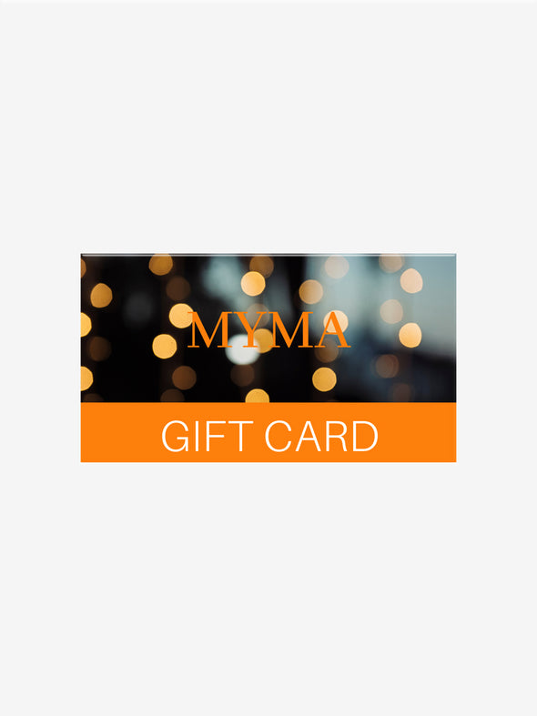 MYMA GIFT CARD