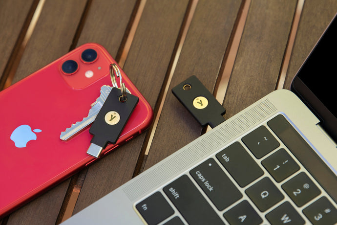Protect the education sector with YubiKey