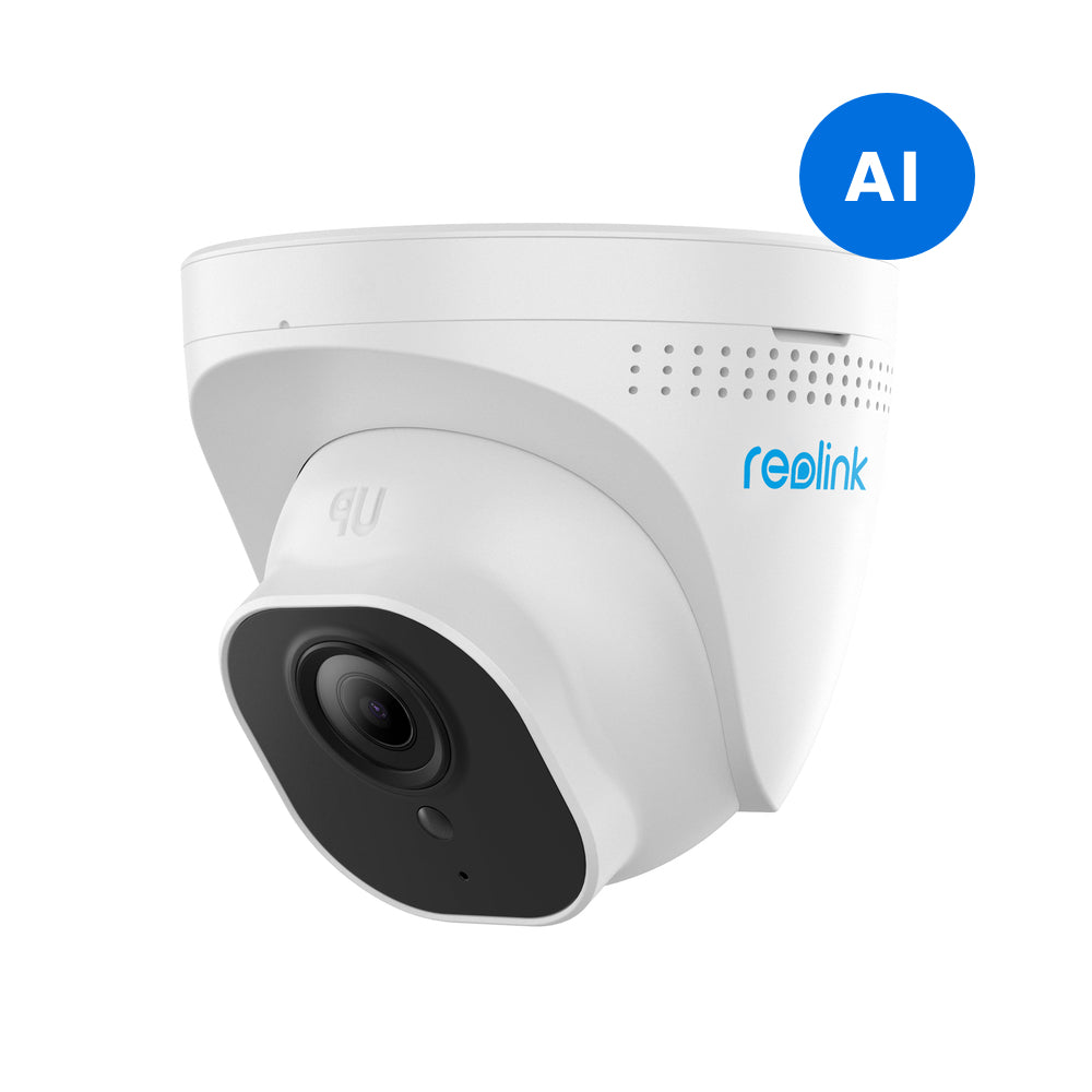 RLC-520A 5MP Ultra HD PoE Camera with Person/Vehicle Detection