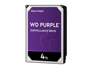 WD Purple 4TB HDD