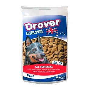COPRICE DROVER SUPERVALUE DOGFOOD 20KG