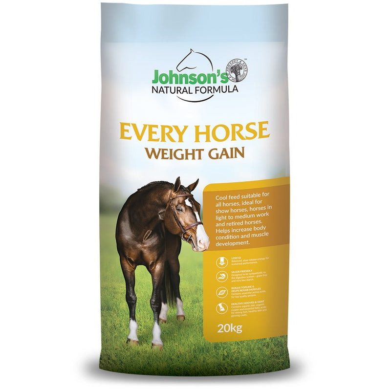 JOHNSON EVERY HORSE WEIGHTGAIN 20KG