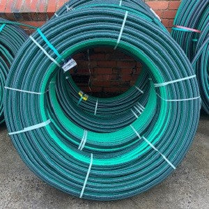 POLY PIPE RURAL GREEN 1 - 200M ROLL