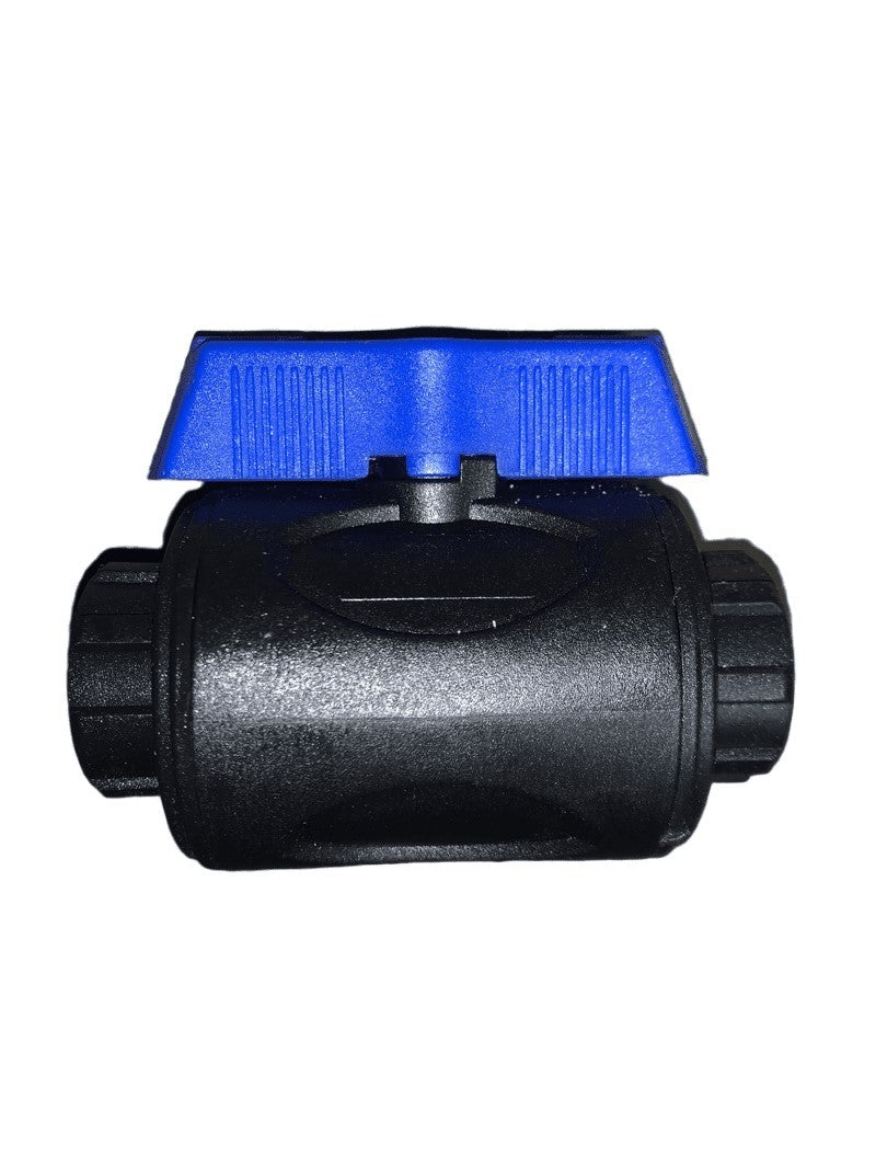 GUYCO BLUE HANDLE BALL VALVE