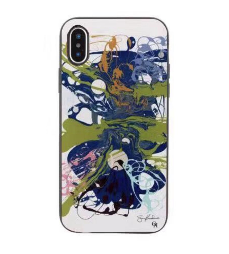 Night Flash iPhone Case