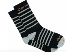 Load image into Gallery viewer, STZ Branded Striped Socks