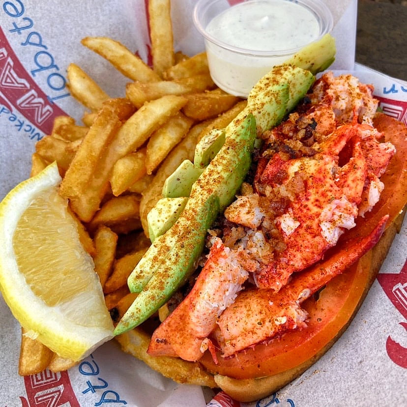 California Lobster Roll
