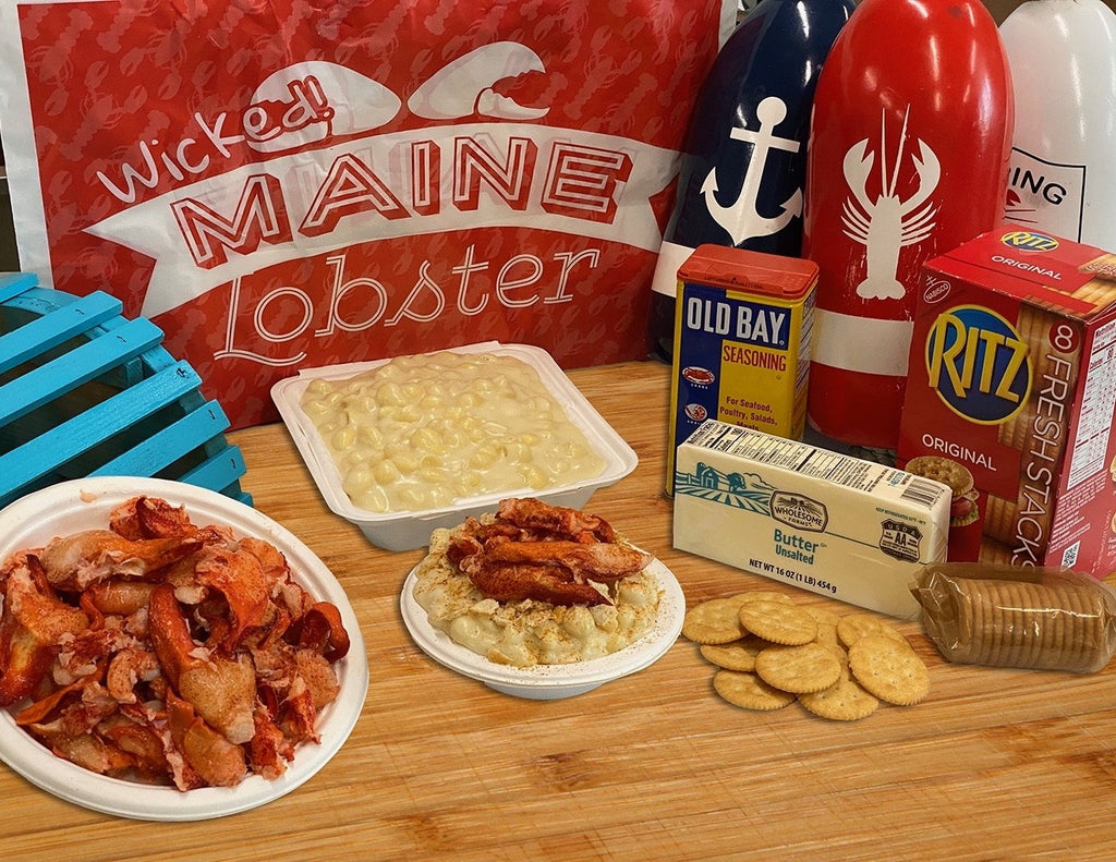 Lobster Mac N Cheese Kit